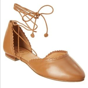 Jack Rogers Camille Pointed Toe Flat